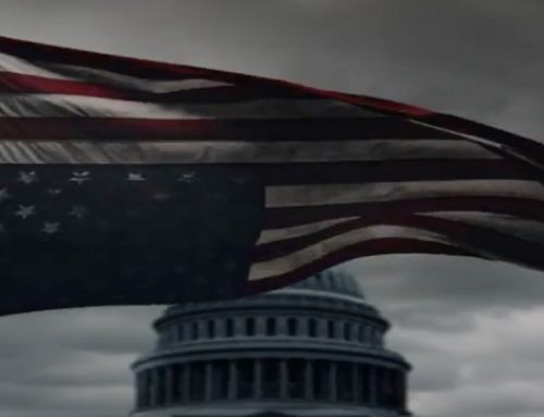 House of Cards Drops Terrifying Season 5 Teaser During Inauguration