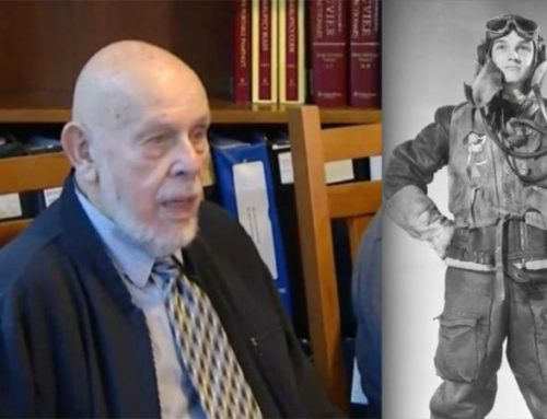 After 68 Years, Gay Air Force Vet Honorably Discharged