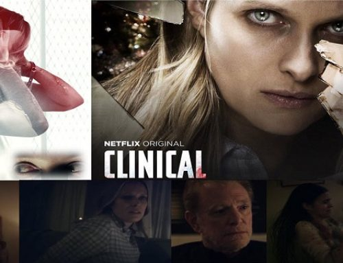 Netflix Unveils Its Original Horror Movie Trailer of 'Clinical'