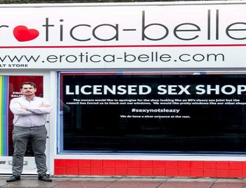 Officials Surprised At Residents Support of Adult Store Owner