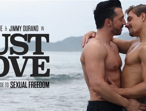 Cocky Boys Gay Love Story 'Just Love' Now Shipping