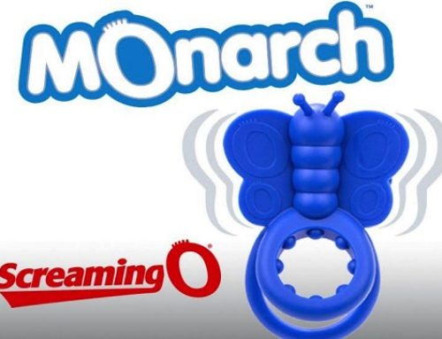Screaming O's Monarch Rings Reimagines Iconic Butterfly Massager