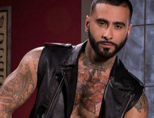 Gay Adult Star Rikk York Inks Raging Stallion Deal