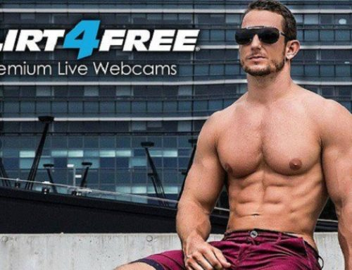 Stefano Sign's New Exclusive Contract With Flirt4Free