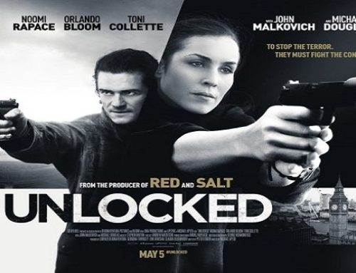 Action Pack Thriller UNLOCKED New CIA Trailer Drops