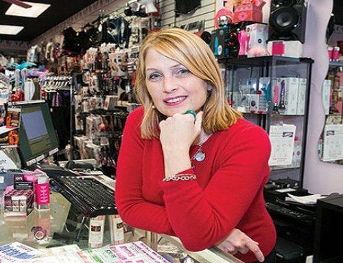 Sassy Sensations Adult Stores Gets Mainstream Press