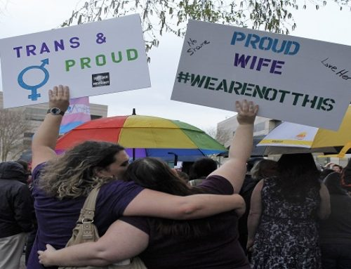 LGBT Activists Look to Trump To Keep Trans Protections In Place