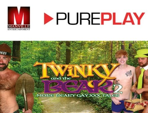 Pure Play Media Unleash 'Twinky and the Bear 2' on DVD
