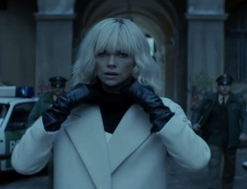 Charlize Theron Is ATOMIC BLONDE Extended Trailer