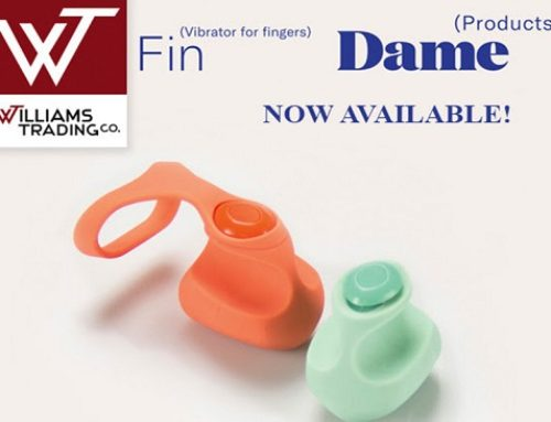 Williams Trading Begins Shipping Dame Products' Fin