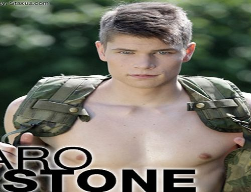Gay Adult Superstar Jaro Stone Delivers in Khaki Cummers