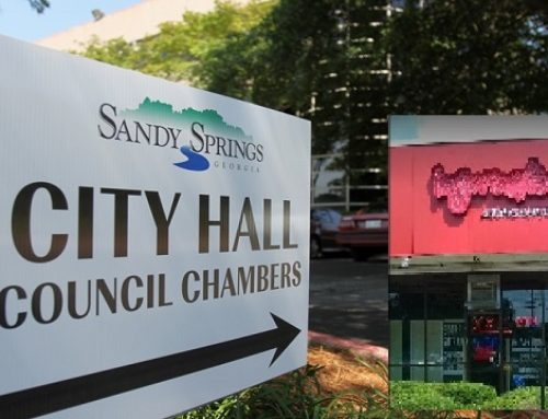 City of Sandy Springs Repeals Sexual Device Law