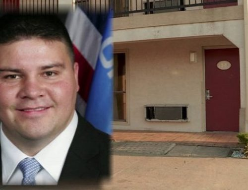 GOP Family Values Senator Busted with Male Teen in a Super 8 Motel