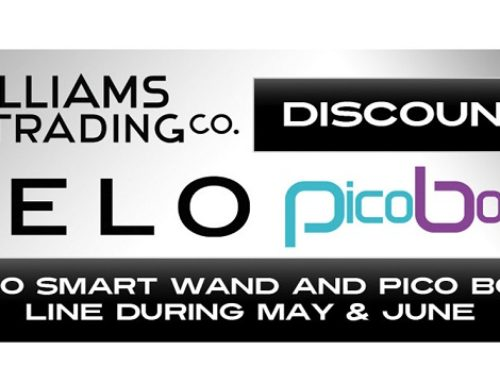 Williams Trading Discounts LELO Award Winners for May, June