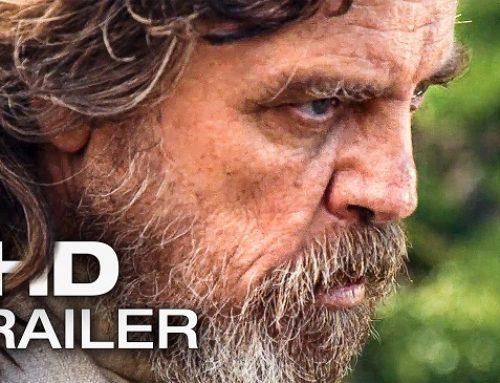 Watch Star Wars 8 The Last Jedi Trailer #1