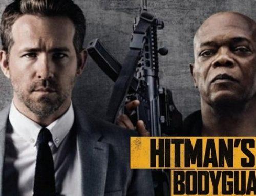 The Hitman's Bodyguard Samuel L. Jackson, Ryan Reynolds