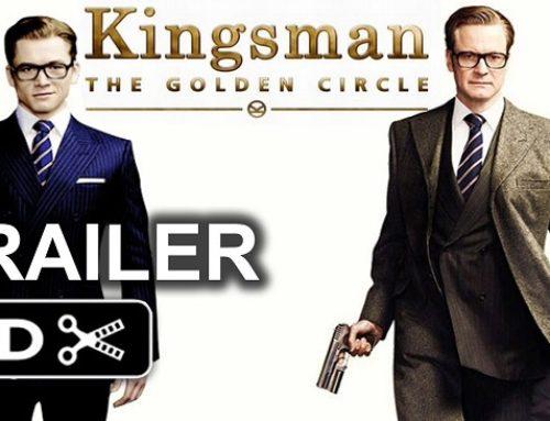 KINGSMAN 2 Trailer Teaser 2 (2017) The Golden Circle