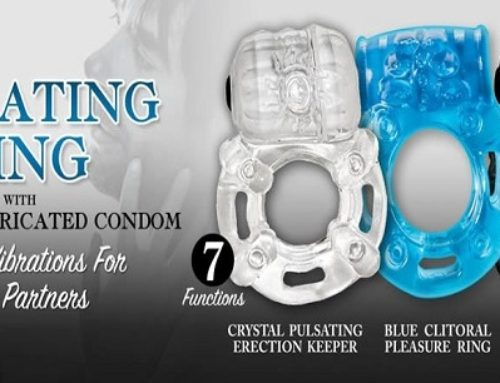 Nasstoys Debuts Vibrating Ring Pulsating Erection Keeper In Time for PRIDE