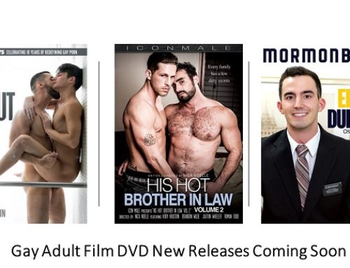 Gay Adult Film New Releases Coming Soon 05-12-17