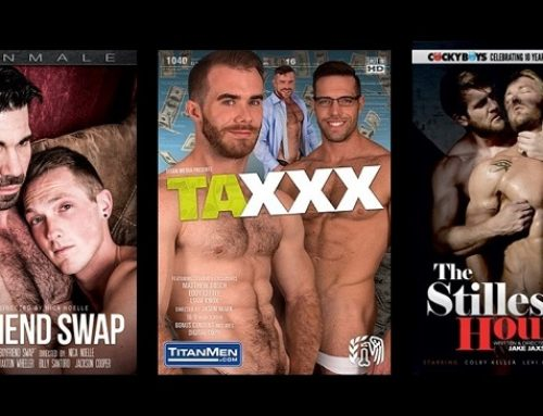 Gay Adult Film New Releases Coming Soon 05-30-17