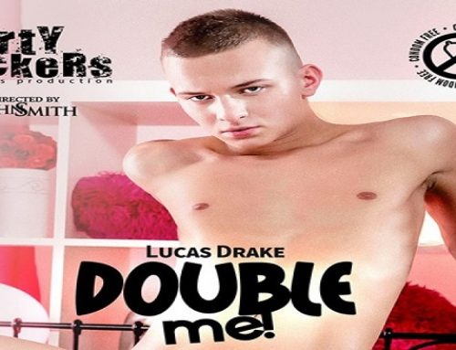 Dirty Fuckers Launch Lucas Drake Double Me on DVD