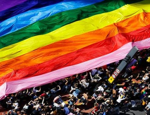 Brazil's 2017 Gay PRIDE Parade Attracts Millions