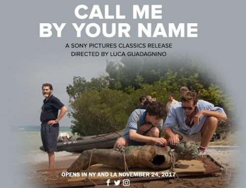 Sony Sets Release Date for Gay Love Story Call Me by Your Name