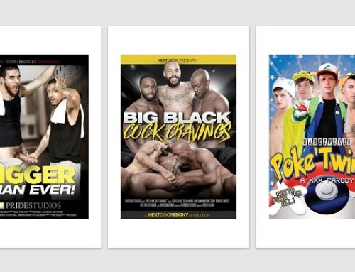 Gay Adult Film DVD New Releases for 06-28-17