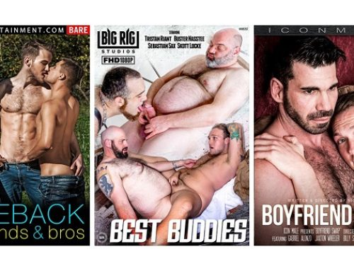 Gay Adult Film DVD New Releases for 06-14-17