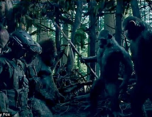 Watch War for the Planet of the Apes Extended 10 Minute Trailer