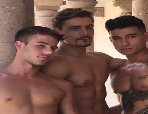 Congrats' to New FleshJack Boys Ricky Roman, Allen King, Carter Dane and Colby Keller