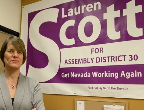 Transgender Nevada GOP Candidate Could Be First In Nation
