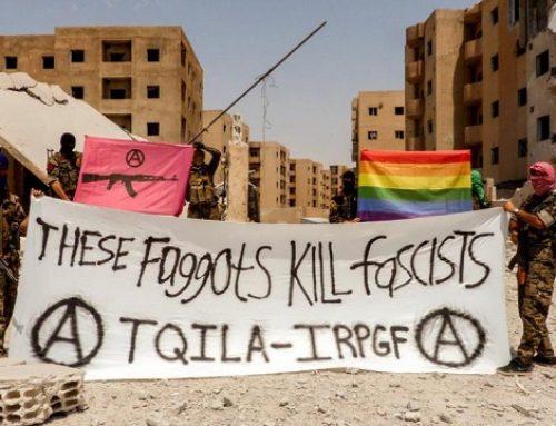 These Faggots Kill Fascists ISIS Terrorists Who Kill Gay Men