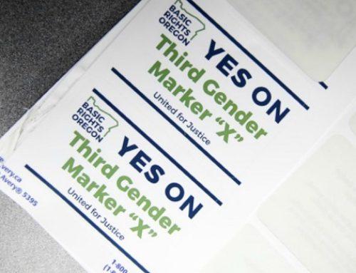 Oregon Adopts Third Gender Option On Drivers' Licenses