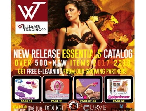 Williams Trading Releases Fall Release Essentials Catalog
