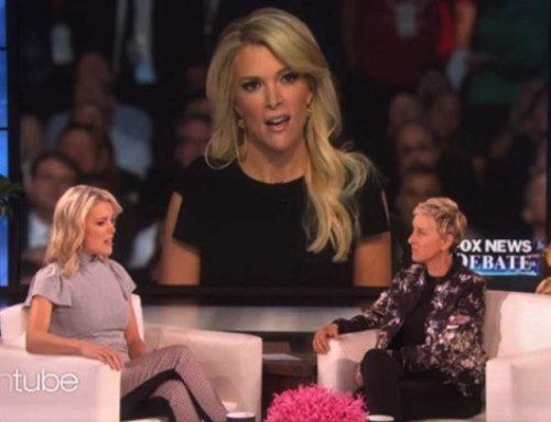 Megyn Kelly Tells Ellen Degeneres She Left FOX News Over Trump