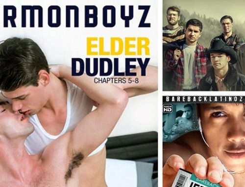 Gay Adult DVDs Coming Soon – 10-09-17