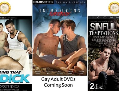 Gay DVDs Coming Soon to Retail for October 26, 2017