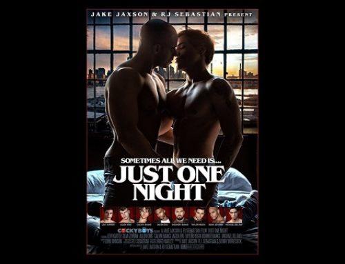 Just One Night, A Jake Jaxson Film, Premiers with Levi Karter, Sean Zevran
