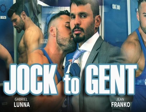 Watch Official Trailer of Jock to Gent: Jean Franko, Gabriel Lunna