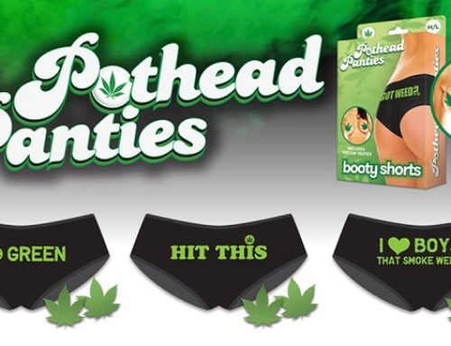 Xgen Products Now Shipping Groovy New Pothead Panties