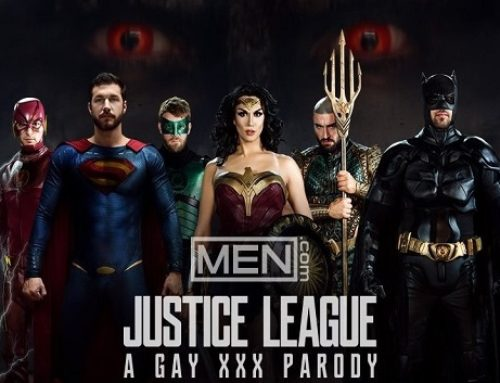 Manila Luzon to Play Wonder Woman In Justice League Gay Parody