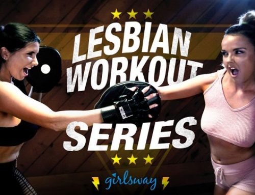 Like Foxy Boxing? Try New 'Lesbian Workout Stories' From Girlsway