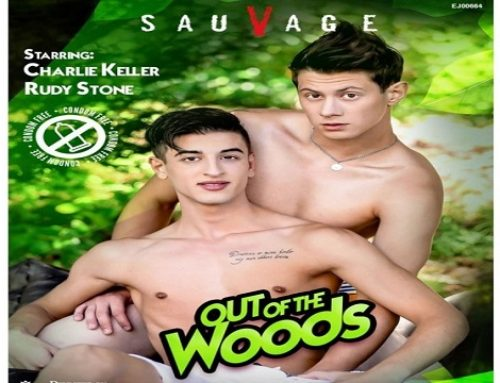 Out of the Woods Delivers Euro Gay Stars Charlie Keller, Rudy Stone