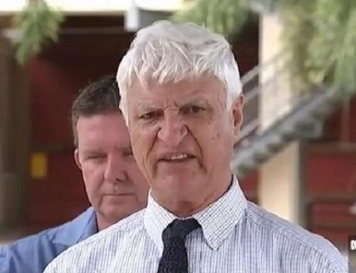 Watch Lawmaker Bob Katter Lashes Out on Australia Gay Marriage Win