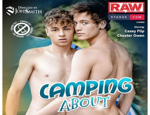 Casey Flip, Chester Owen Headline Cast In Camping About