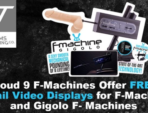 Cloud 9 F-Machines Offering Free Retail Video Displays