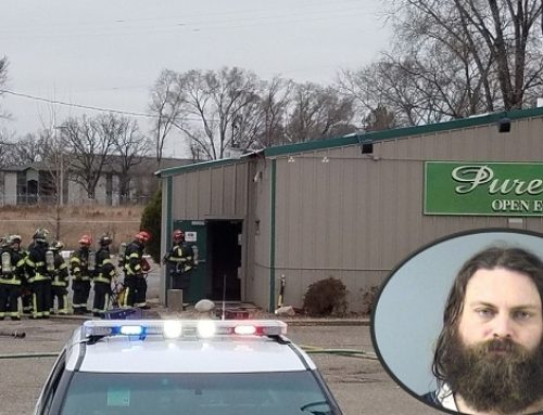 St. Cloud Adult Store Arson Suspect Captured By Police