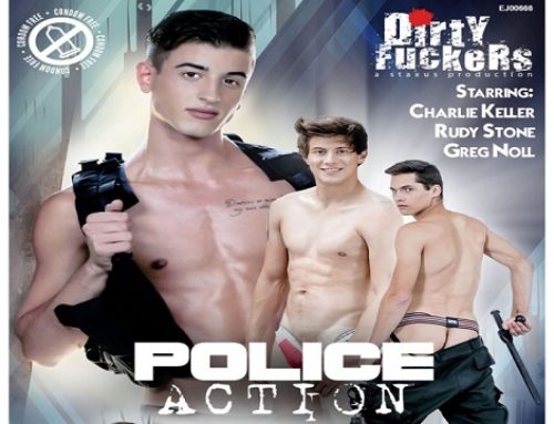Police Action Streets Starring Charlie Keller, Rudy Stone and Greg Noll
