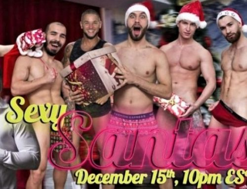 Studio 20 Announce 'Sexy Santas Party' Set for Dec. 15